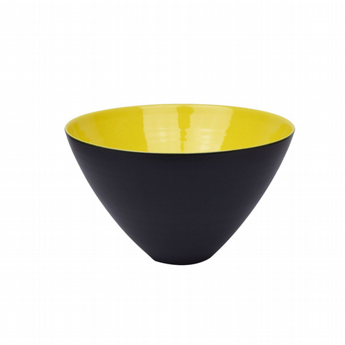 Conical Bowl - Small - Yellow